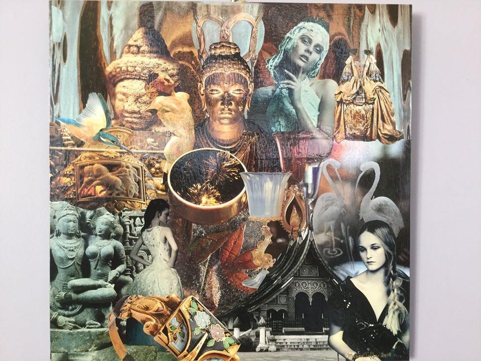 ASTRATTISMO E SPIRITUALITA' - Mostra di Enrico Sempi a Borgoarte (2018)